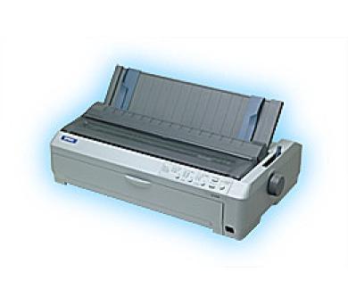 EPSON jehličková LQ-2090 - A3/24pins/530zn/1+4kopi/USB/LPT