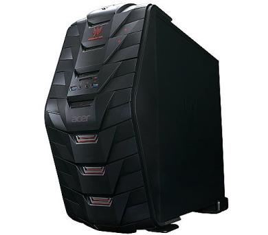 Acer Aspire G3-710_H Predator Ci7-7700/8GB+8GB/128+1000G / GTX 1070 /DVDRW/BT/USB/W10 Home + DOPRAVA ZDARMA