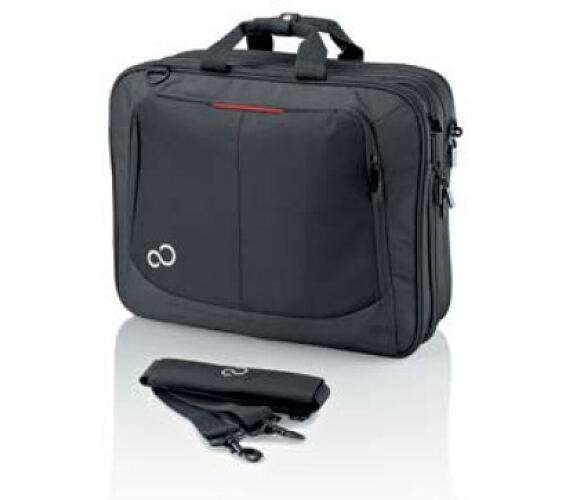 Fujitsu brašna Prestige case 16 pro NB do 16´´/41cm černá + DOPRAVA ZDARMA