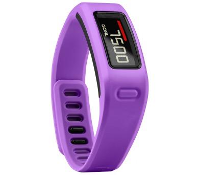 Garmin Vivofit Purple - monitorovací náramek/hodinky
