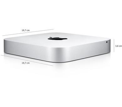 Apple Mac Mini/DC i5 2.8-3.3GHz/8GB/1TB_FD/Iris/WLANac/GLAN/BT/HDMI