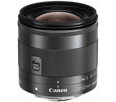 Canon EF-M 11-22mm f/4-5,6 IS - SELEKCE SIP