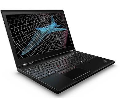 """Lenovo ThinkPad P50 i7-6700HQ/8GB/500GB-7200ot./Quadro M1000M/15,6""""FHD IPS/Win7PRO+Win10PRO/Black"""