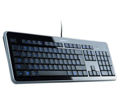 CONNECT IT klávesnice LED podsvícená