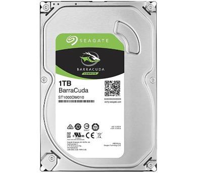 "Seagate BarraCuda 3.5"" HDD + DOPRAVA ZDARMA"