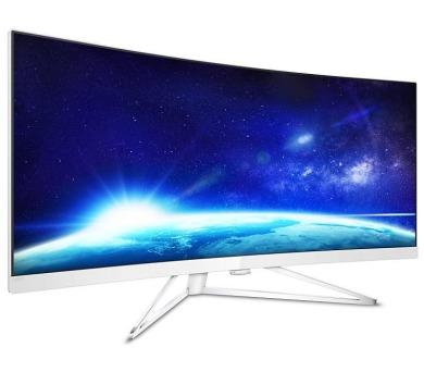 "Philips LCD 349X7FJEW 34"" zakřivený /3440x1440/4ms/50mil:1/2xHDMI/4xUSB/2xDP/repro/vesa (349X7FJEW/00) + DOPRAVA ZDARMA"