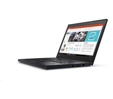 "Lenovo ThinkPad X270 i5-7300U/8GB/256GB SSD/HD Graphics 620/12,5""FHD IPS/4G/W10PRO/Black"