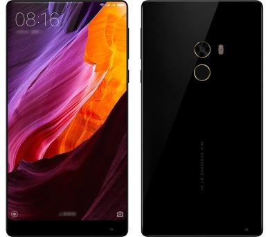 Xiaomi Mi Mix ENG Black/ 6,4´´ FullHD 2040x1080/2,35GHz QC/4GB/128GB/2xSIM/FP/16MPx/4400mAh + DOPRAVA ZDARMA