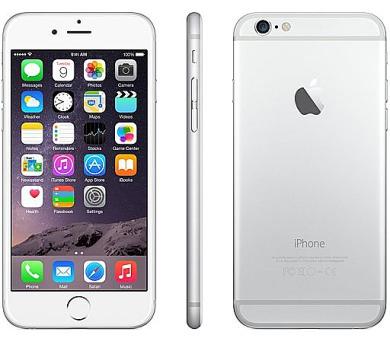 Apple iPhone 6 64GB - stříbrný + DOPRAVA ZDARMA