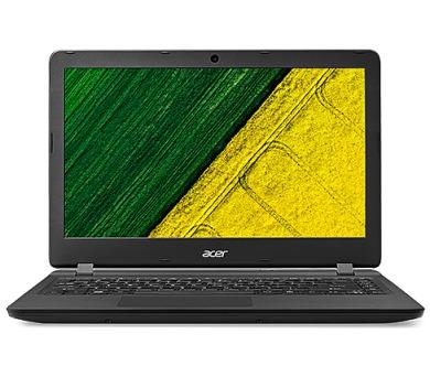 "Acer Aspire ES 13 (ES1-332-P2CX) Pentium N4200/4GB+N/A/eMMC 64GB+N/A/HD Graphics/13.3"" HD matný/BT/W10 Home/Black/One Drive + DOPRAVA ZDARMA"