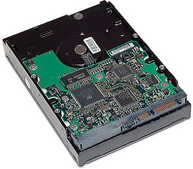HP 2TB SATA 6Gb/s 7200 Hard Drive (QB576AA)
