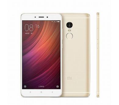 Xiaomi Redmi Note 4 CZ LTE Gold/ 5,5´´ 1920x1080/2,0GHz OC/3GB/32GB/2xSIM/FP/13MPx/4100mAh + DOPRAVA ZDARMA