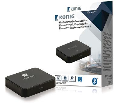 König CSBTRCVR110 - Audio Přijímač Advanced Bluetooth SPDIF + DOPRAVA ZDARMA