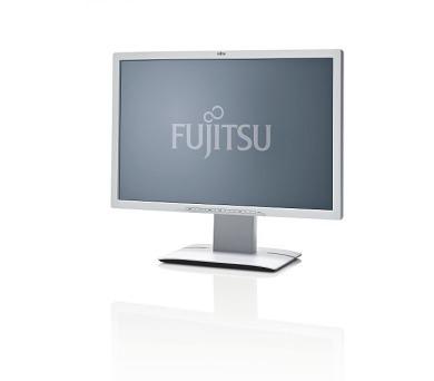 Fujitsu 24´´ P24W-7 LED IPS 1920x1200/20M:1/5ms/300cd/DVI/DP/VGA/4xUSB/repro/ZBD + DOPRAVA ZDARMA