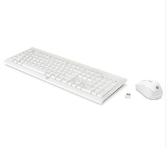 HP set klávesnice a myši C2710 bezdrátová