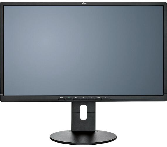 "Fujitsu 24´´ B24T-8-TS Pro 23,8""(61 cm)/Wide LED/1920x1080/20M:1/5ms/250/HDMI/DVI/VGA/height adjust/EU cable/blac (S26361-K1577-V160)"