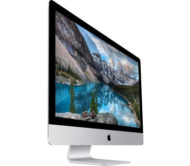 "Apple iMac 27"" 5120 x 2880 5K Retina IPS/QC i5 3.3-3.9GHz/8GB/2TB_FD/M395_2GB/WLANac/GL/BT/CZ"
