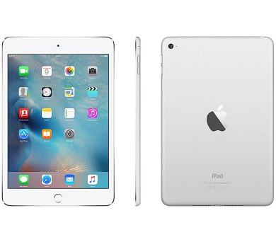 Apple iPad Mini 4 wi-fi 128GB Silver + DOPRAVA ZDARMA