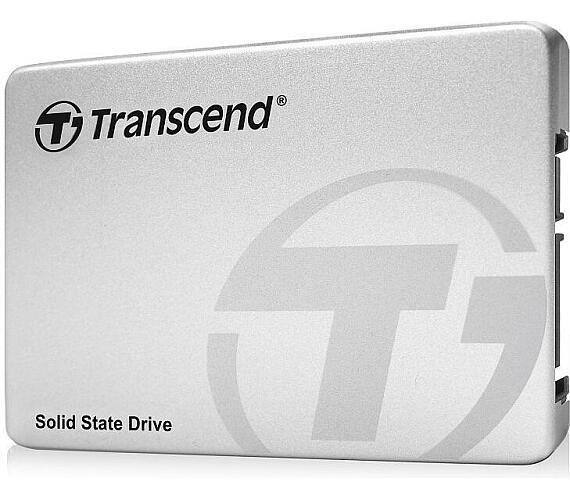 TRANSCEND SSD370S 64GB SSD disk 2.5'' SATA III 6Gb/s + DOPRAVA ZDARMA
