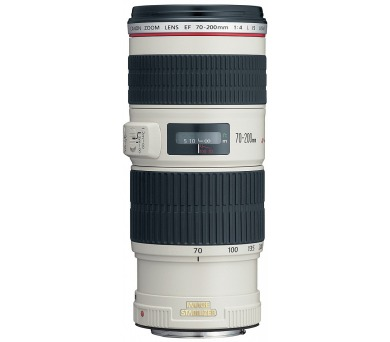 Canon EF 70-200mm f/4,0 L IS USM - SELEKCE AIP1
