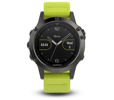 Garmin fenix5 Gray Optic + DOPRAVA ZDARMA