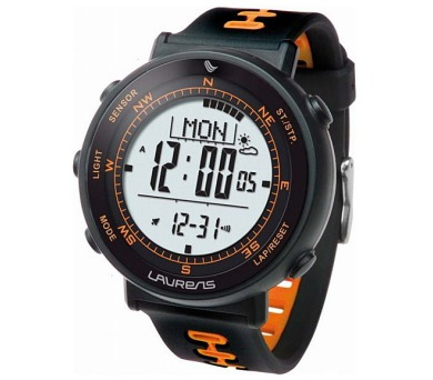 Laurens Weather Master - outdoorové hodinky + DOPRAVA ZDARMA