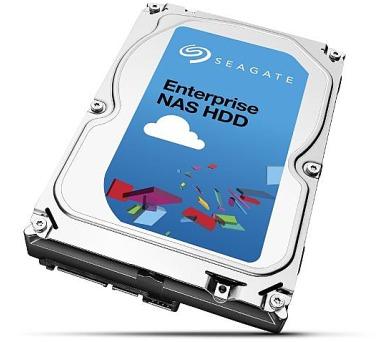 Seagate Enterprise NAS HDD + DOPRAVA ZDARMA