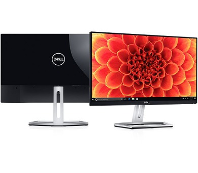 "DELL S2218M 21,5"" WLED/1000:1/6ms/VGA/DVI/Full HD/IPS panel/cerny"