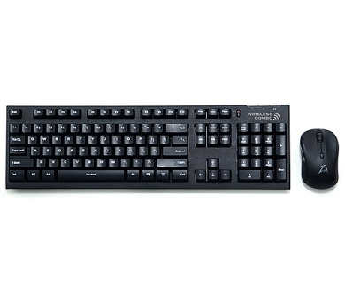 Zalman set klávesnice + myš ZM-KM870RF + DOPRAVA ZDARMA