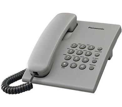 Panasonic KX-TS500FXH - jednolinkový telefon