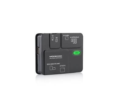 Modecom CR-LEVEL 2 externí čtečka paměťových karet