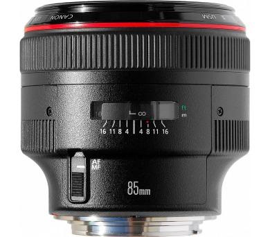 Canon EF 85mm f/1.2 II L USM (1056B008) + DOPRAVA ZDARMA