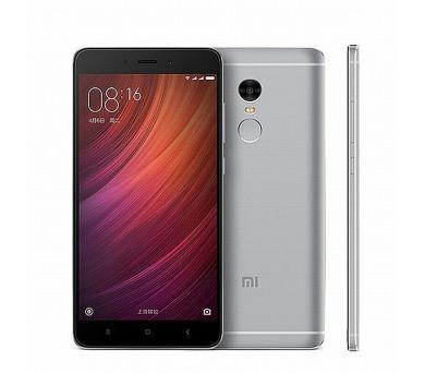 Xiaomi Redmi Note 4 CZ LTE Grey/ 5,5´´ 1920x1080/2,0GHz OC/3GB/32GB/2xSIM/FP/13MPx/4100mAh + DOPRAVA ZDARMA
