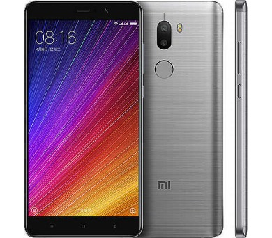 Xiaomi Mi5S Plus Black / 5,7´´ 1920x1080/2,35GHz QC/4GB/64GB/2xSIM/FP/2x13MPx/3800mAh