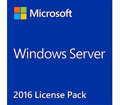 DELL MS CAL 5-pack of Windows Server 2016 DEVICE CALs (Standard or Datacenter)