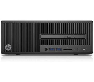 HP 280G2 SFF / Intel i3-6100 / 4GB / 500GB / Intel HD / DVDRW / Win 10 Pro