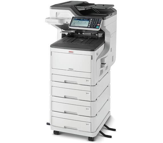 OKI MC853dnv A3 23/23 ppm ProQ2400 dpi PCL6/PS3,USB 2.0,LAN (Print/Scan/Copy/Fax) (45850602)
