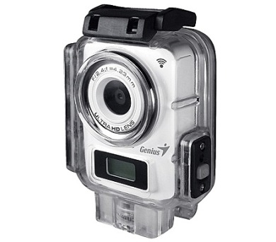 Genius digitální outdoor kamera Acton Cam G-Shot FHD300A/ Wi-Fi/ IPX5/ IPX8 (32300117101)