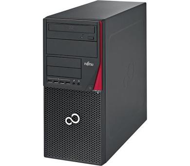 Fujitsu ESPRIMO P756 E85+/i5-6500/8GB/256GB SSD/DRW/KB410/optical USB mouse/DVI/USB 3.0/Win10Pro+Win7Pro