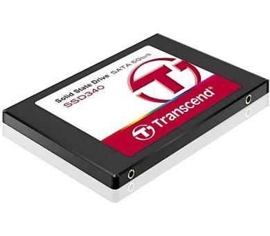 TRANSCEND SSD340 128GB SSD disk 2.5'' SATA III 6Gb/s + DOPRAVA ZDARMA