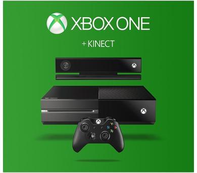 XBOX ONE 500GB Kinect Bundle + DOPRAVA ZDARMA