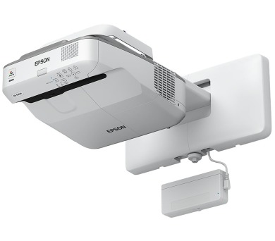Epson projektor EB-680Wi 3 LCD/1280x800 WXGA/3200 ANSI/14 000:1/HDMI/LAN/16W Repro/(EB680Wi) (V11H74