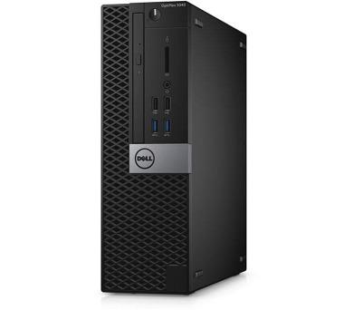 DELL OptiPlex SFF 3040 Core i3-6100/8GB/500GB/Intel HD/Win 10 PRO 64bit/3Yr NBD + DOPRAVA ZDARMA