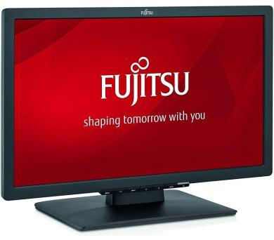 "Fujitsu 22"" E22T-7 PRO Black 1920 x 1080/20M:1/5ms/250cd/HDMI/VGA/DVI/repro + DOPRAVA ZDARMA"