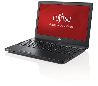 """Fujitsu LIFEBOOK A555/i3-5005U/8GB/256GB SSD/DRW/HD 5500/15,6""""HD/Win10 Pro+Win7 Pro (VFY:A5550M13AOCZ)"""