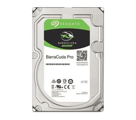 "Seagate BarraCuda PRO 3.5"" HDD"
