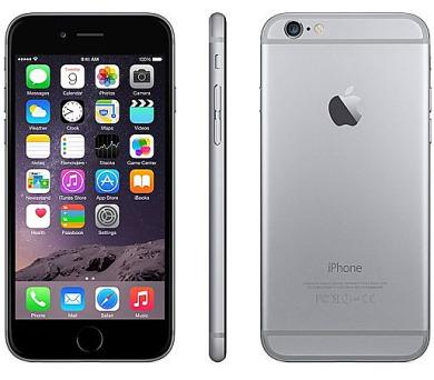 Apple iPhone 6 64GB - šedý + DOPRAVA ZDARMA