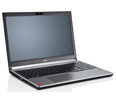 """Fujitsu LIFEBOOK E756 non-vPro i7-6500U/8GB/500GB SSHD/PortRep/DRW/Intel® HD520/15.6"""" FHD/TPM/SC/FP/W10Pro+W7Pro + DOPRAVA ZDARMA"""