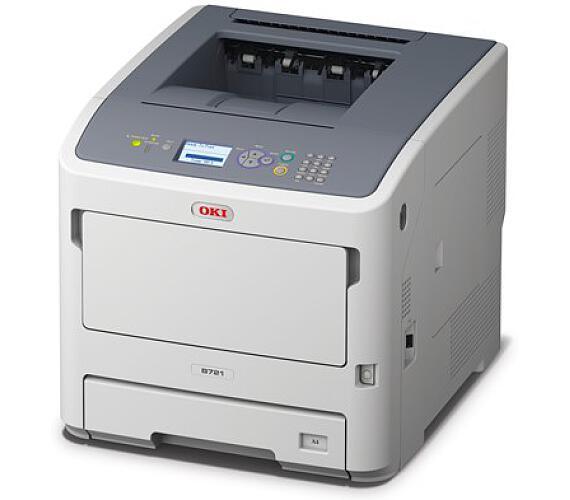 OKI B721dn A4 47ppm 1200x1200 dpi,PCL/PS
