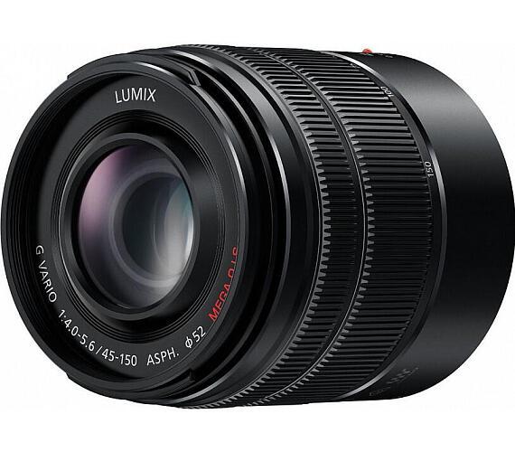 Panasonic H-FS45150E-K - LUMIX G VARIO 45-150mm/F4.0-5.6 ASPH MEGA O.I.S.